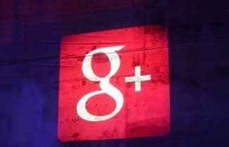 גוגל פלוס, הסוף? גוגל מורידה דף רשמי מהרשת החברתית