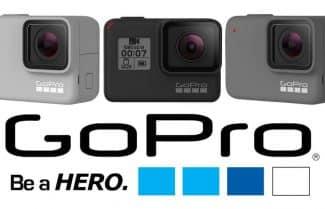 סדרת מצלמות האקסטרים GoPro Hero7 הגיעה לישראל