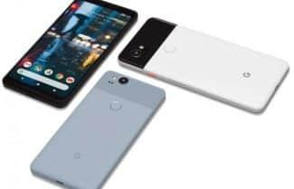 גוגל מכריזה על Pixel 2 ו-Pixel 2 XL: מצלמה שוברת שיאים