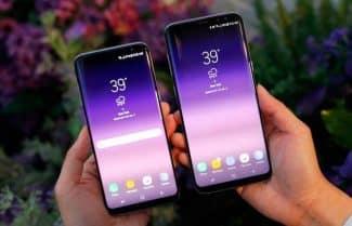 מחקר: סמסונג מכרה למעלה מ-20 מיליון יחידות של ה-Galaxy S8