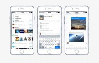 חדש: מהיום תוכלו לשתף תוכן מה-Dropbox במסנג'ר של פייסבוק