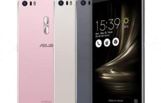 אסוס משיקה את ה-Zenfone 3 Deluxe עם ערכת השבבים Snapdragon 821