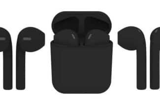 רוצים אוזניות AirPods שחורות? עכשיו זה אפשרי