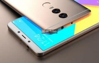 תמונות ראשונות מציגות את ה-Redmi Note 5 של שיאומי