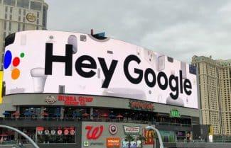 גוגל כובשת את לאס וגאס – צפו בוידאו
