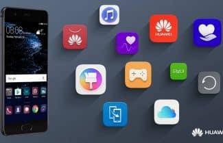 חברת Huawei מקדמת את שרותיה במקום אלו של Google
