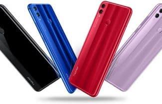 סמארטפון Huawei Honor 8X במחיר מעולה כולל ביטוח מס!