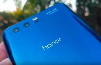 ג'ירפה בודקת: Huawei Honor 9