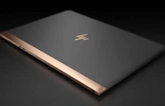 חברת HP משיקה שני מחשבים חדשים בסדרת העילית Spectre