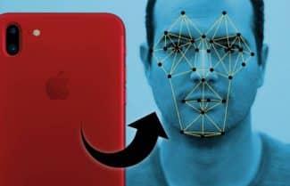 רמזים על מנגנון זיהוי פנים באייפון 8 התגלו בקושחת הרמקול החכם של אפל