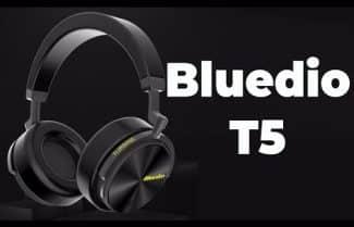 ירידת מחיר: אוזניות אלחוטיות Bluedio T5 במבצע שווה!