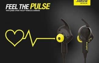 דיל מקומי בשיתוף ביקונקט: אוזניות ספורט Jabra Sport Pulse במחיר שובר שוק!