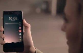 דיווח: מכשיר הדגל של HTC ישלב מסגרת רגישה למגע