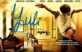 """ביקורת סרט: """"יולי"""": עיבוד ביוגרפי לאמן בלט"""