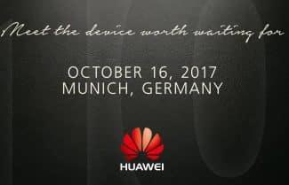 דיווח: משפחת Huawei Mate 10 תוכרז ב-16 באוקטובר במינכן
