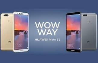 """הושק בארה""""ב: Huawei Mate SE – מסך 5.93 אינץ' לשוק הבינוני"""