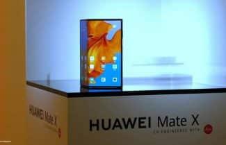 צפו איתנו: וואווי מכריזה על הסמארטפון הגמיש Huawei Mate X