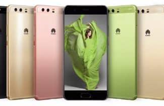 וואווי תשיק בישראל את ה-Huawei P10 & P10 Plus ב-19 באפריל