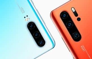 עדכון חדש ל-Huawei P30 מביא את 'מצב לילה' גם למצלמה הקדמית