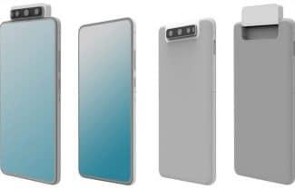 חברת Huawei רוצה לייצר סמארטפון עם מערך צילום מתהפך