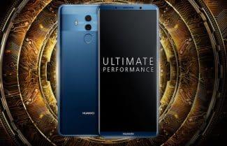 הסתיים!! ג'ירפה ו-GoMobile מציעות את ה-Huawei Mate 10 Pro במחיר הזול בארץ!