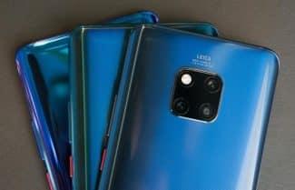 דיל ב-KSP: הזמנה מוקדמת Huawei Mate 20 Pro + שעון מתנה