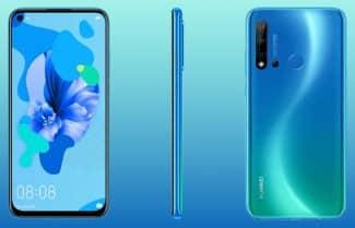 דיווח: וואווי תכריז על Huawei P20 Lite 2019 עם ארבע מצלמות אחוריות