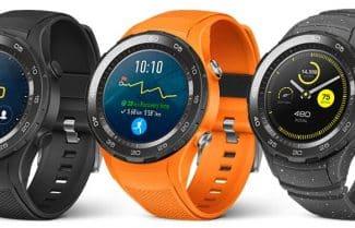 הגיע הזמן: Huawei Watch 2 נחשף רגע לפני מועד ההכרזה
