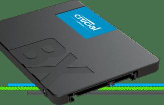 דיסק קשיח Crucial 480GB SSD במחיר מבצע שכדאי לכם לחטוף!