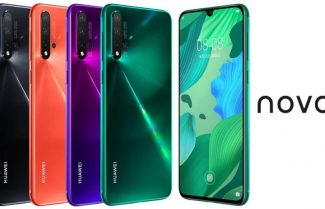 וואווי מכריזה על סדרת Huawei Nova 5: שלושה מכשירים מבוססי אנדרואיד