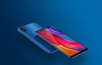 סמארטפון Xiaomi Mi 8 תצורת 6/128 במחיר מעולה כולל זמינות מיידית!