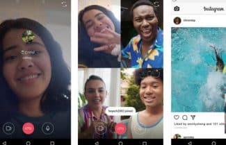חדש באינסטגרם: שיחת וידאו עם עד שלושה חברים במקביל
