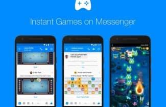 פייסבוק משיקה גלובלית את המשחקים באפליקציית המסרים מסנג'ר