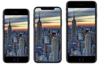 חברת מחקר: מסכי ה-OLED של סמסונג הם הגורם למחירו הגבוה של האייפון החדש