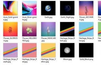 להורדה: כל הטפטים של iPhone 8 / Plus ו-iPhone X