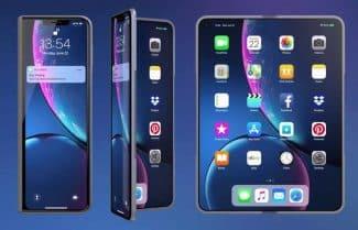 לאט ובזהירות: האייפון המתקפל של אפל מתקרב לשוק