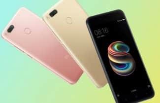 הושק בישראל: Xiaomi Mi A1 המבוסס על מערכת ההפעלה Android One; המחיר 1,349 שקלים