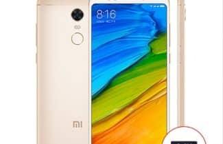 סמארטפון Xiaomi Redmi 5 Plus במחיר מבצע כולל מתנה!