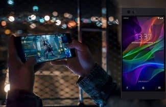 הוכרז: Razer Phone עם מסך בקצב רענון גבוה וסוללה בקיבולת 4,000mAh