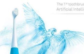 לאס וגאס: על מברשת שיניים המשלבת בינה מלאכותית כבר שמעתם?