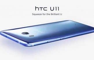 יכולה לחייך: קצב מכירות ה-HTC U11 גבוה יותר משני מכשירי הדגל הקודמים