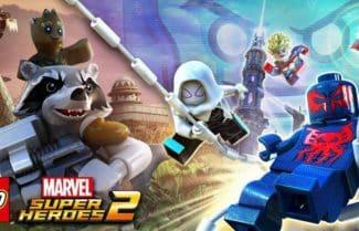 הוכרז משחק המשך ל-LEGO Marvel Super Heroes