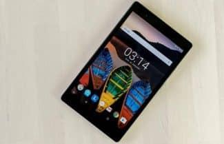 טאבלט 8 אינץ' מבית  Lenovo עם תמיכה ברשת סלולרית – במחיר מבצע!