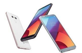 אתרי הטכנולוגיה הגדולים בחרו: LG G6 הוא הסמארטפון הטוב ביותר שהוצג בברצלונה