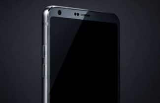 תמונה חושפת את חלקו העליון של ה-LG G6