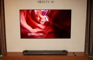 לאס וגאס: LG מציגה את סדרת מסכי הטלוויזיה OLED SIGNATURE