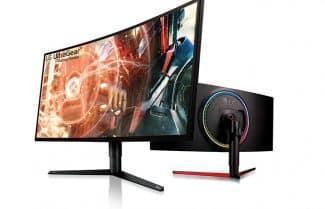 """חברת LG מכריזה על שני מסכי מחשב חדשים בסדרת """"Ultra"""""""