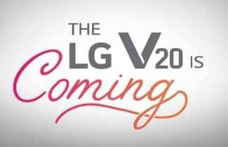 רגע לפני ההכרזה: נחשפו ככל הנראה צבעי ה-LG V20