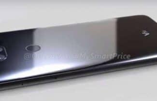 האם סרטון וידאו קצר מציג לנו לראשונה את ה-LG V30?
