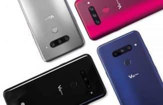 סמארטפון LG V40 במחיר מבצע כולל אחריות יבואן רשמי!